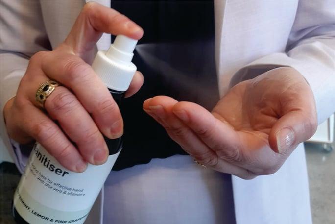 Hand Sanitiser Image