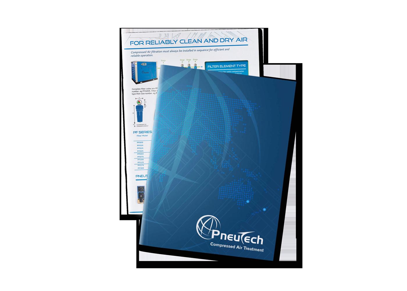 Compressed air treatment brochure