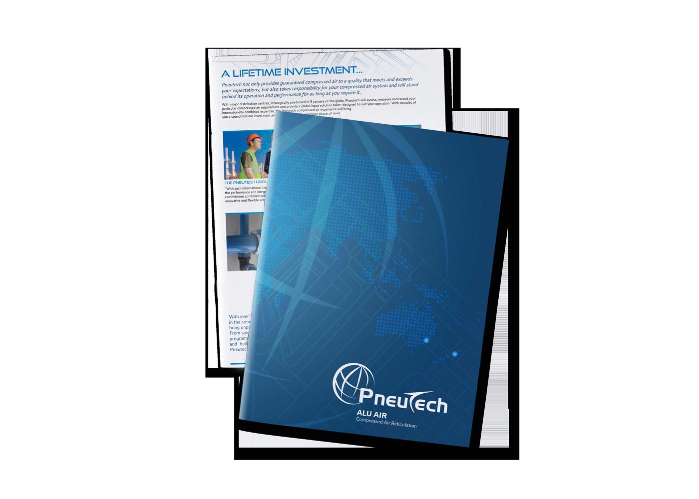 Alu Air piping brochure