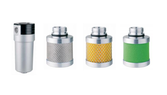 Pneutech filtration system elements