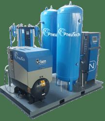 PneuTech nitrogen generator package