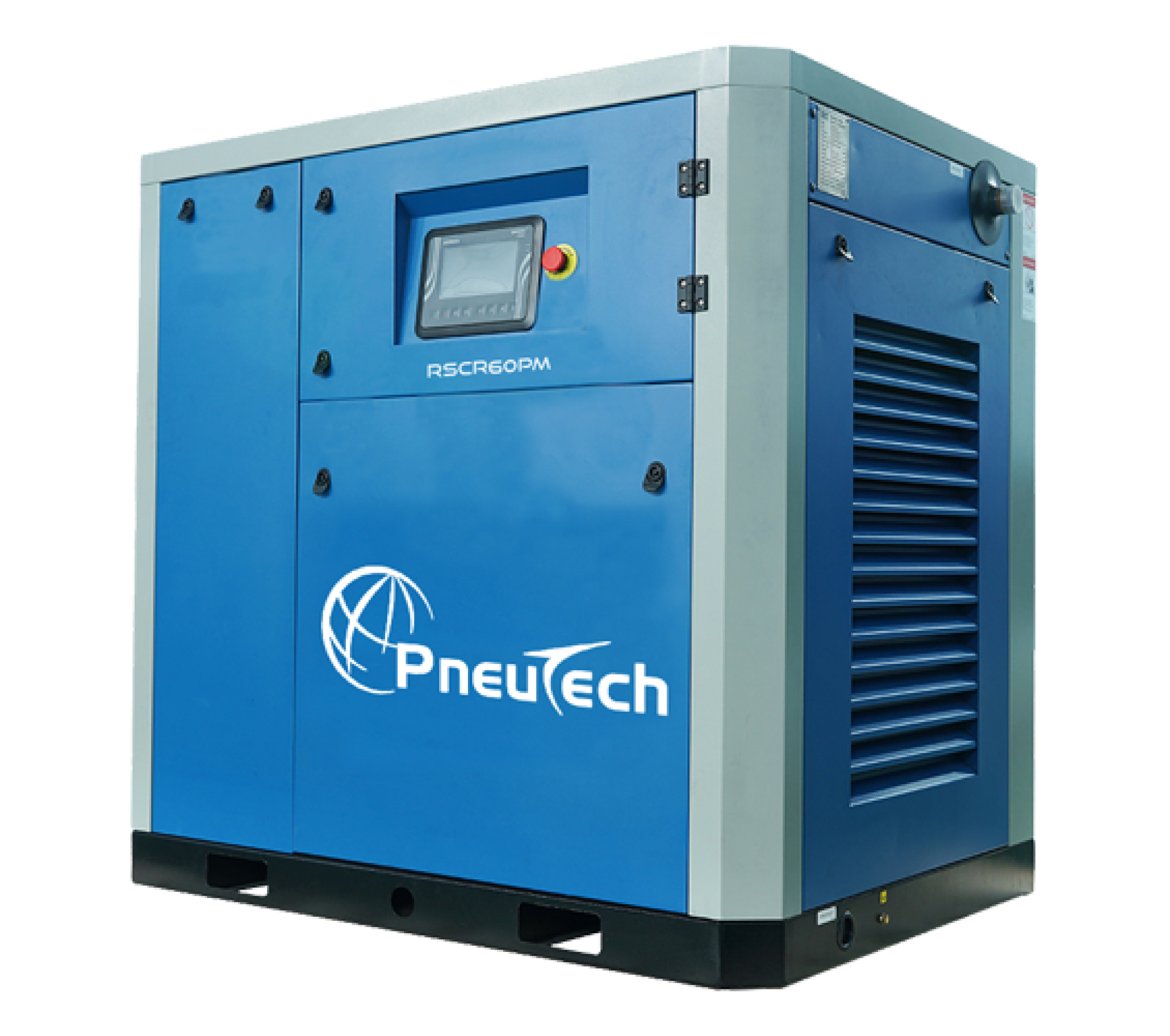 Permanent magnet variable-speed air compressor