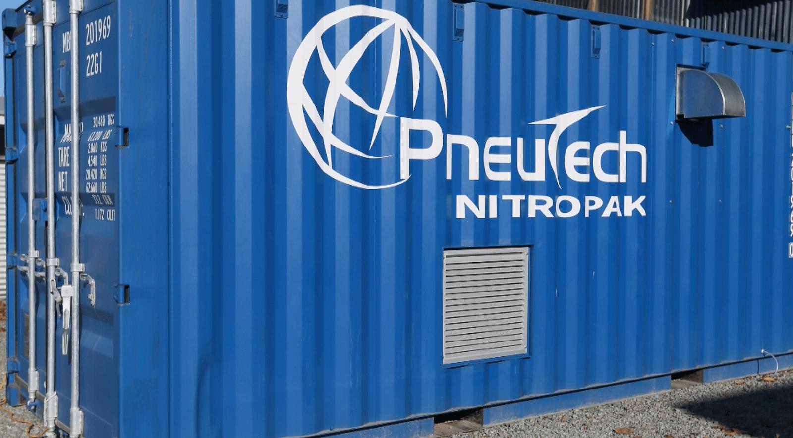 Containerised nitrogen generator - image 1
