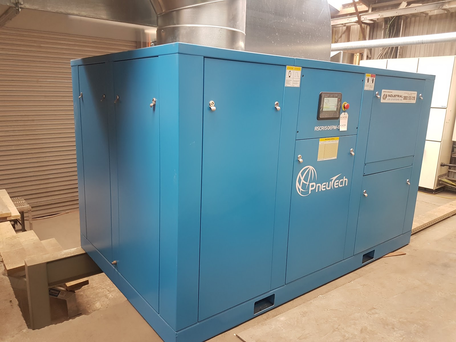 Variable speed PM air compressors - image 2