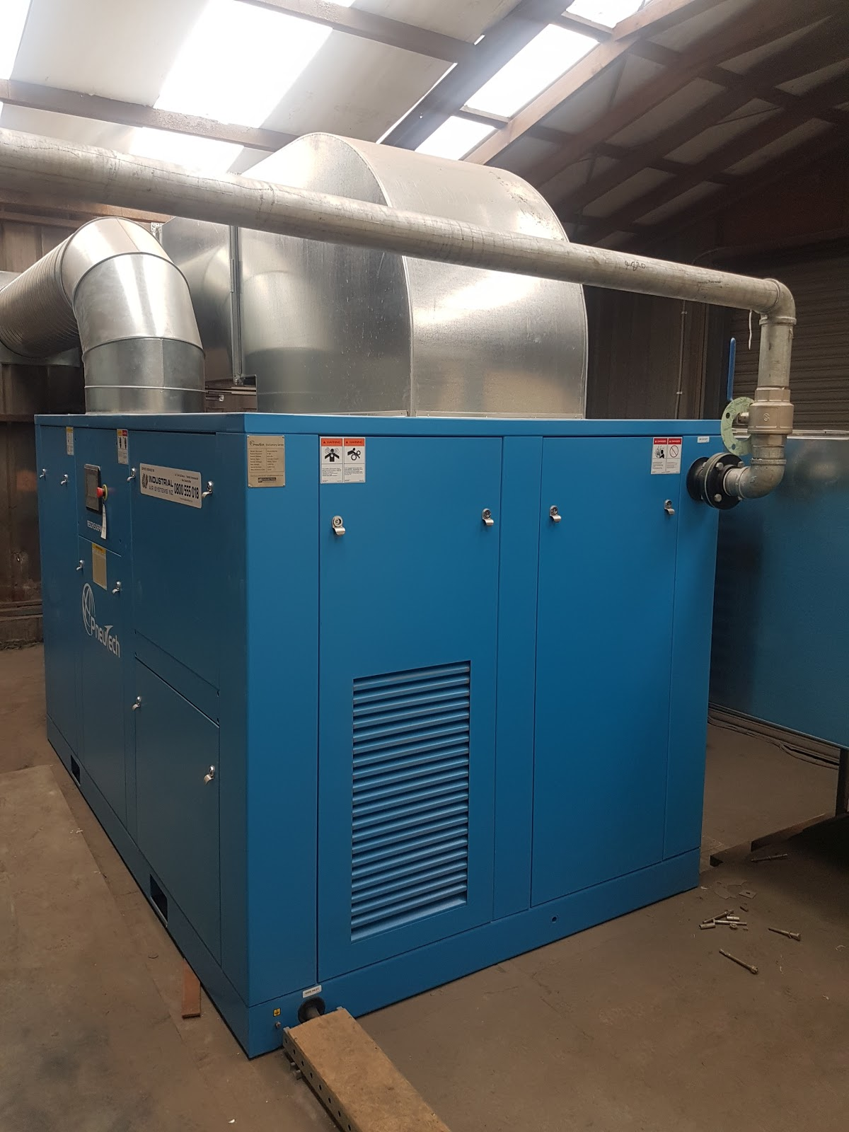Variable-speed PM air compressors - image 3