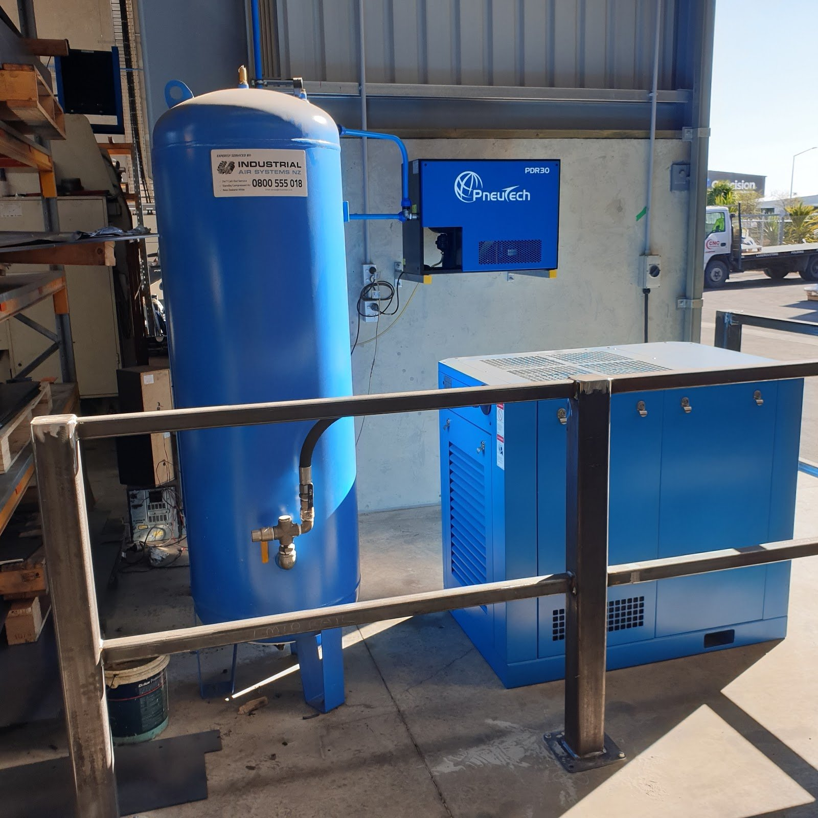 Variable-speed PM air compressors - image 5