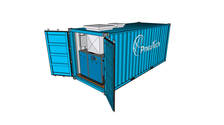 Containerised Nitrogen Generators
