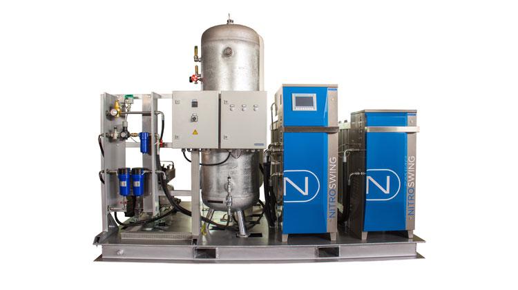 Factory-Install Nitrogen Generators