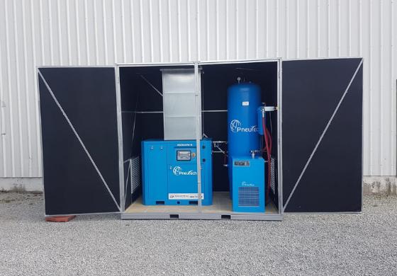 Industrial Air Systems EncloseAir - Image 3