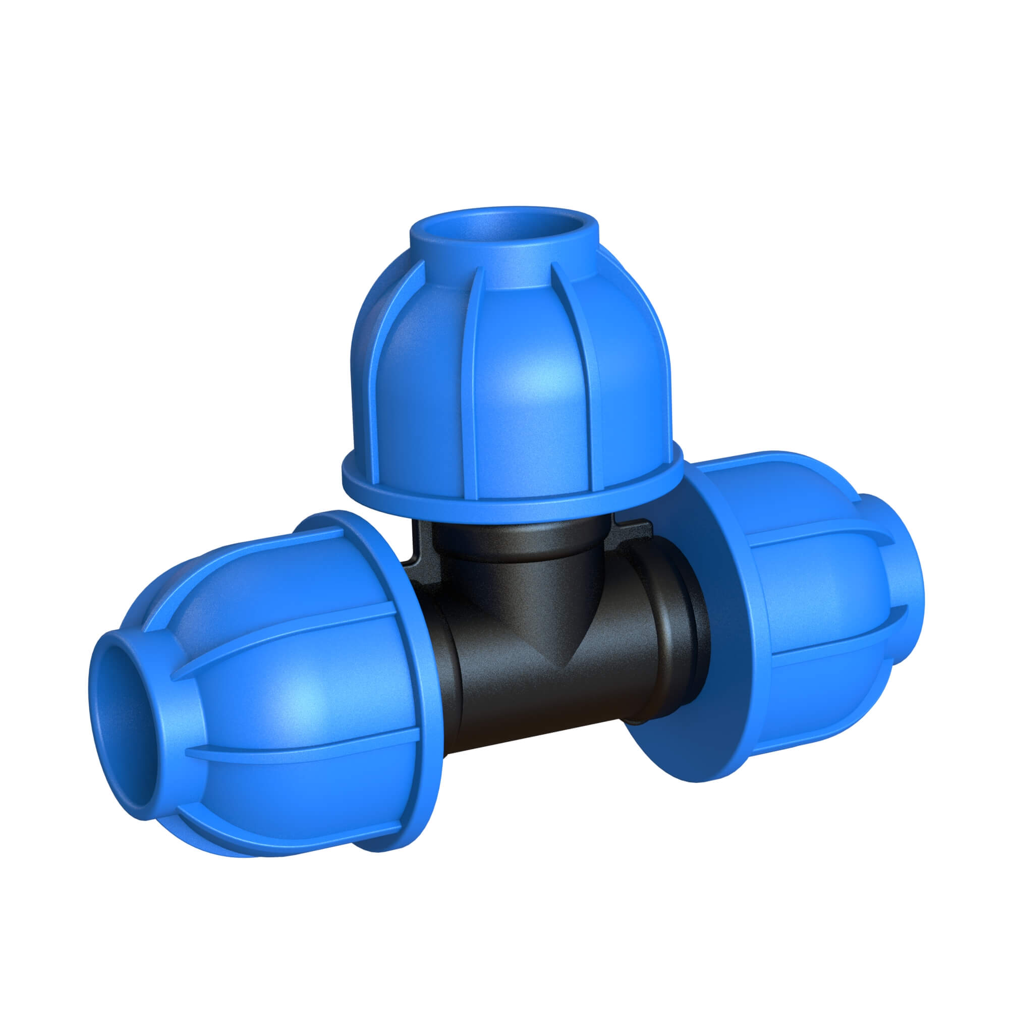 Reticulation piping system