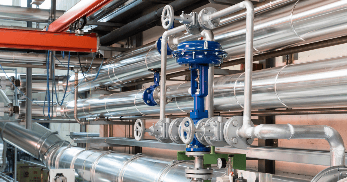 Read our tips for compressed air piping installation