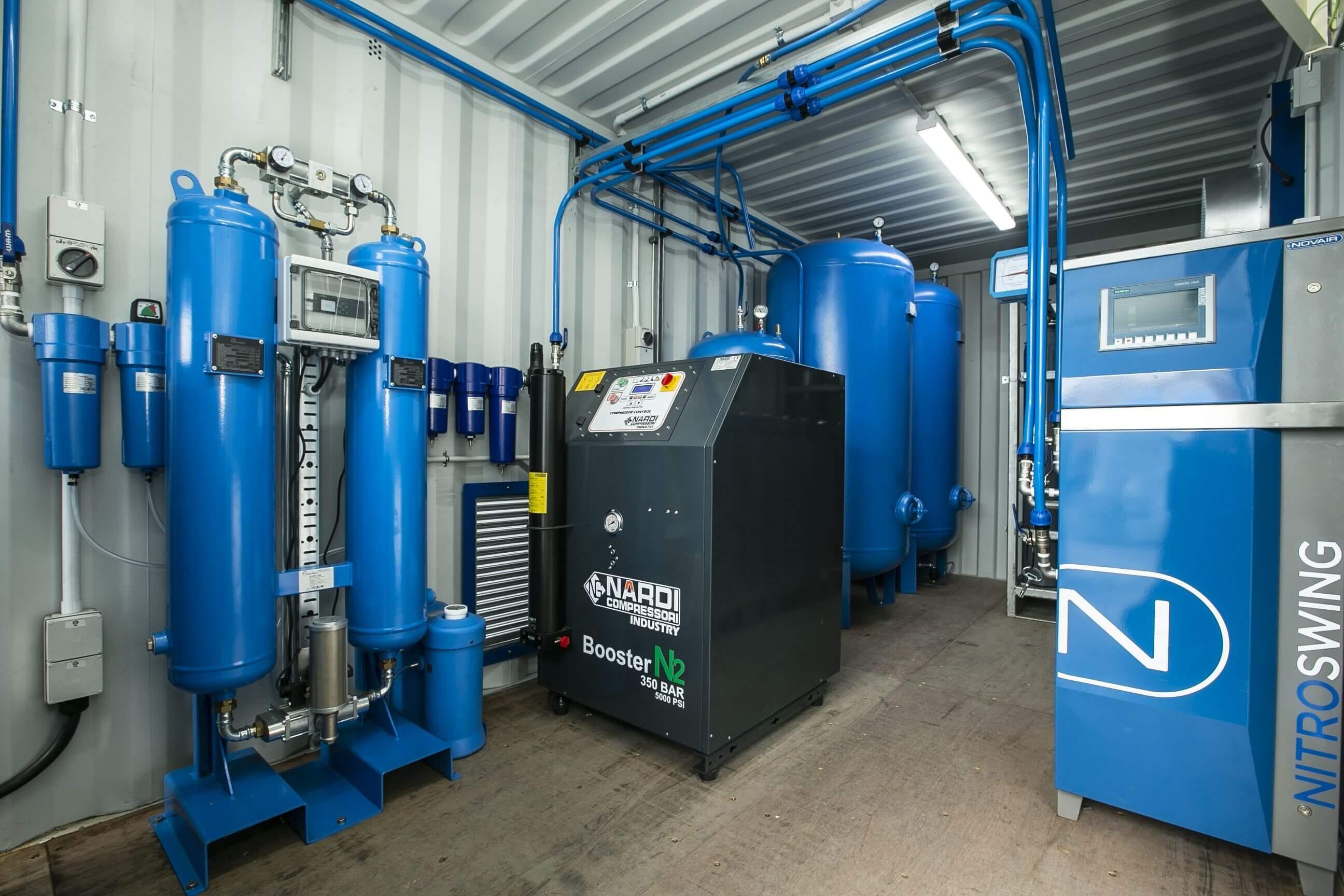 Containerised nitrogen generator - image 2