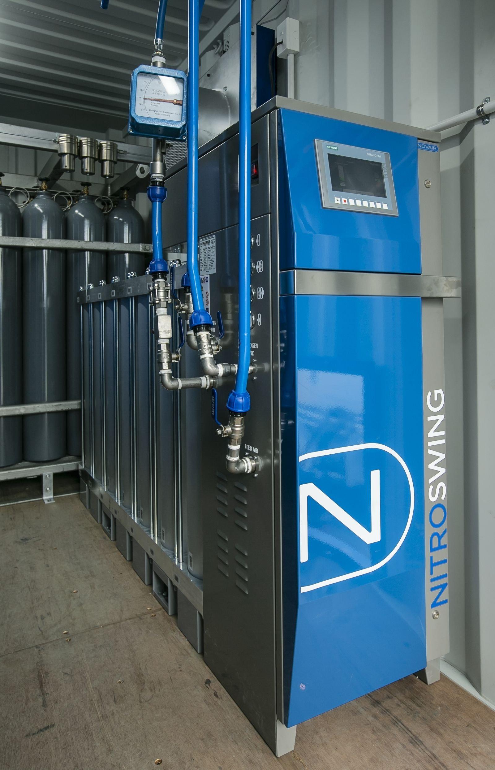 Containerised nitrogen generator - image 4
