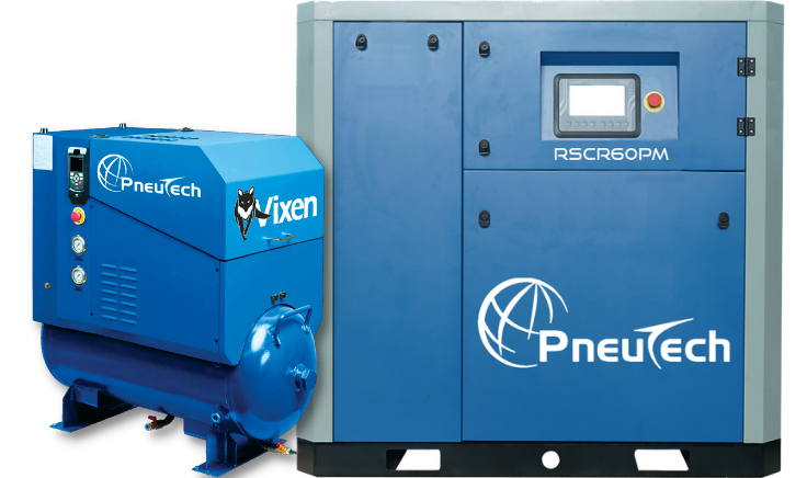 Industrial Air Systems air compressors