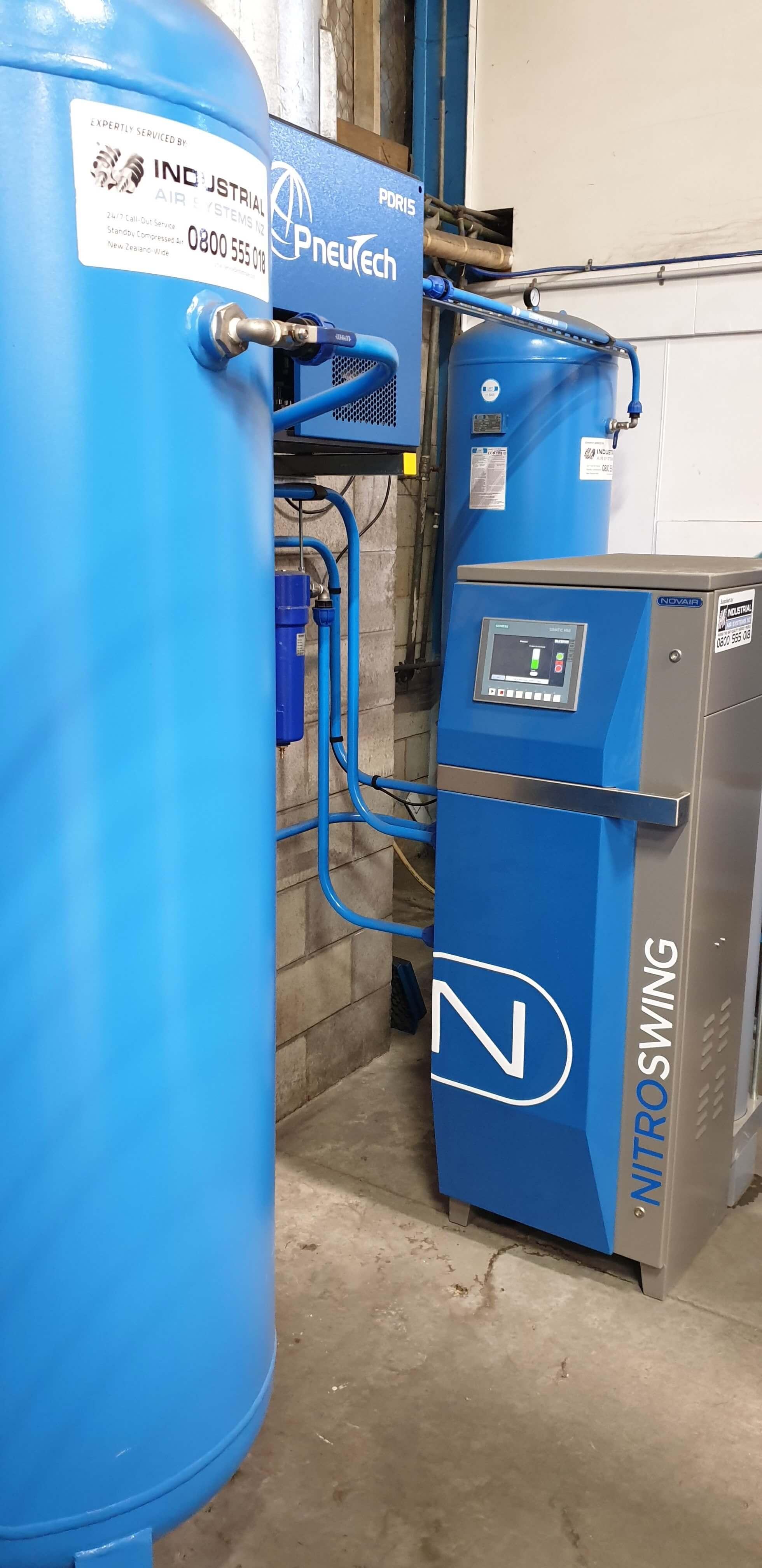 Factory-install nitrogen generator - image 2