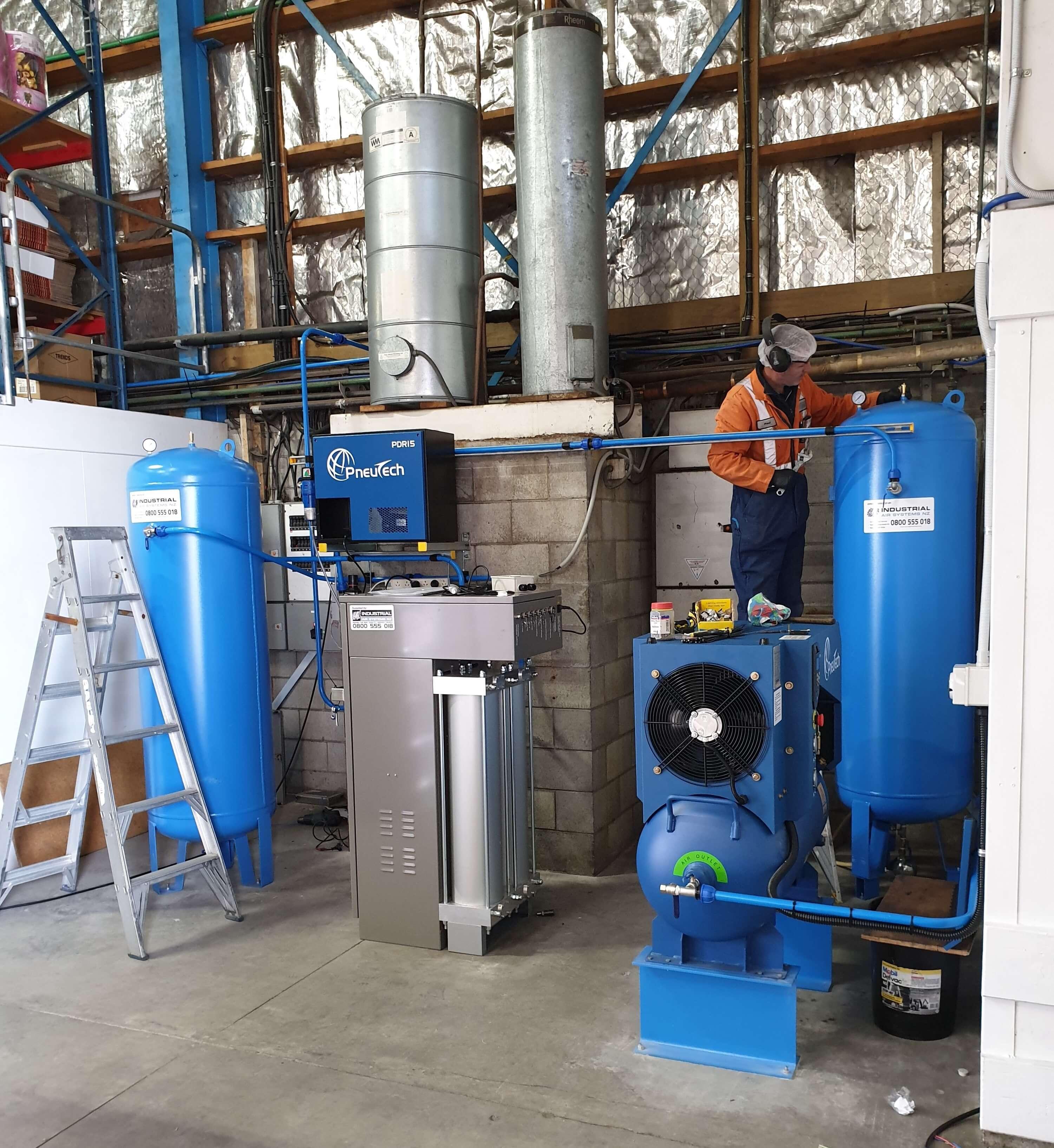 Factory-install nitrogen generator - image 3